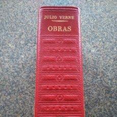 Libros de segunda mano: JULIO VERNE -- OBRAS - TOMO 3 -- PLAZA & JANES 1968 --. Lote 118187631