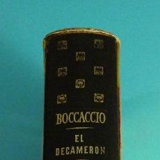 Libros de segunda mano - EL DECAMERÓN. BOCCACCIO. TRADUCCIÓN DE JUAN G. DE LUACES. PLAZA & JANES - 118285651