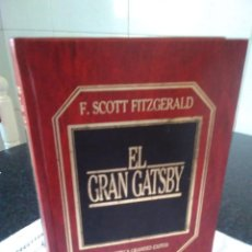 Libros de segunda mano: 43-EL GRAN GATSBY, F. SCOTT FITZGERALD, 1983. Lote 118668307