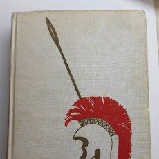 Libros de segunda mano: LA ILÍADA DE HOMERO / EDITORIAL VICENS-VIVES AÑO 1964 1A EDICIÓN /. Lote 118780239