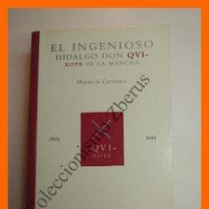 Libros de segunda mano: DON QUIJOTE DE LA MANCHA - MIGUEL DE CERVANTES. Lote 119139227