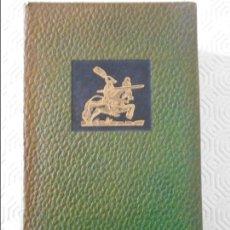 Libros de segunda mano: DON QUIJOTE DE LA MANCHA. CERVANTES. TEXTO Y NOTAS DE MARTIN DE RIQUER. EDITORIAL JUVENTUD, 1966. PI. Lote 119413059