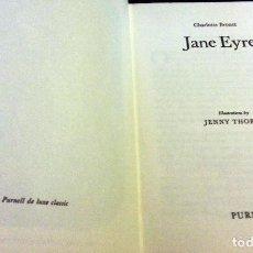Libros de segunda mano: JANE EYRE. CHARLOTE BRONTE. 1976. PURNELL. Lote 119585095