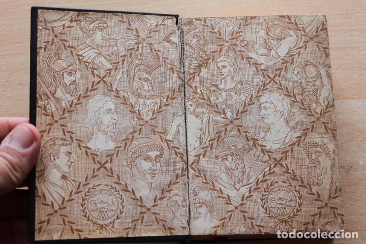 Libros de segunda mano: Virgilio - Horacio - Obras completas (Ed. Lorenzo Riber) - Aguilar 1941 1ª edición - Foto 2 - 120348831
