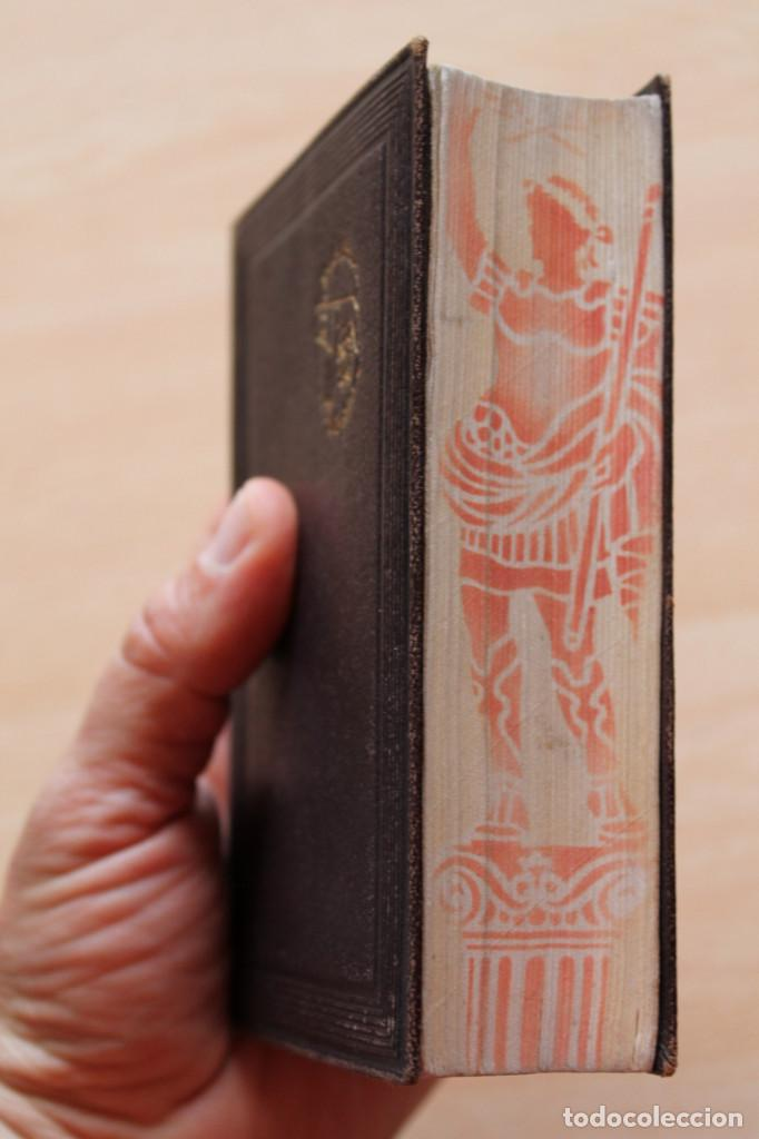 Libros de segunda mano: Virgilio - Horacio - Obras completas (Ed. Lorenzo Riber) - Aguilar 1941 1ª edición - Foto 3 - 120348831