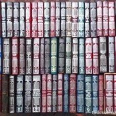 Libros de segunda mano: COLECCIÓN CRISOLÍN - CASI COMPLETA - 59 TOMOS - INCLUYE CATÁLOGO DE RELACIÓN - EDITORIAL AGUILAR. Lote 120351543