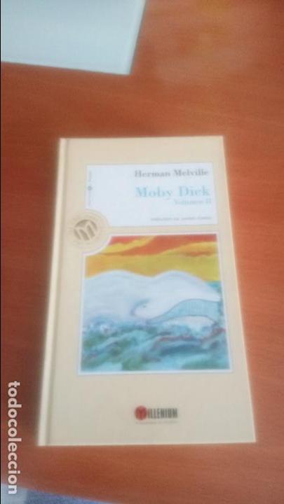 MOBY DICK DE HERMAN MELVILLE VOLUMEN 2 (BIBLIOTECA EL MUNDO) (Libros de Segunda Mano (posteriores a 1936) - Literatura - Narrativa - Clásicos)