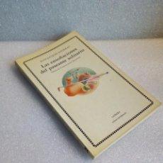 Livres d'occasion: LAS ENSOÑACIONES DEL PASEANTE SOLITARIO JEAN-JAQUES ROUSSEAU CATEDRA 1ª ED 1986. Lote 120830039
