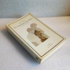 Livres d'occasion: ITALO SVEVO LA CONCIENCIA DE ZENO CÁTEDRA SIN LEER. Lote 120832295