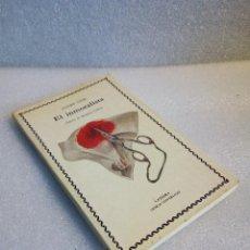 Libros de segunda mano: EL INMORALISTA ANDRE GIDE. ED. CATEDRA. 1988 1ª EDICION SIN LEER. Lote 120847387