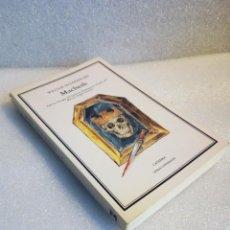 Libros de segunda mano: MACBETH WILLIAM SHAKESPEARE CATEDRA LETRAS UNIVERSALES BILINGÜE SIN LEER. Lote 120847923