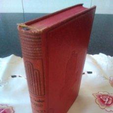 Libros de segunda mano: 186-ORGULLO Y PREJUICIO, JANE AUSTEN, CRISOL 186 DE COLECCIÓN AGUILAR, . Lote 121430651