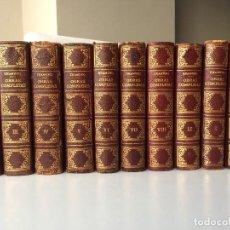 Libros de segunda mano: MIGUEL DE UNAMUNO, OBRAS COMPLETAS AFRODISIO AGUADO I,III,IV,V,VI,VII,VIII,IX,X Y XVI - 10 TOMOS. Lote 114563239