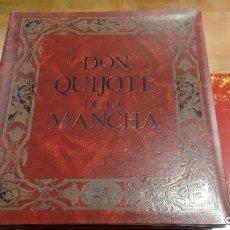 Libros de segunda mano: DON QUIJOTE DE LA MANCHA - CERVANTES - ILUSTRACIONES DE EBERHARD SCHLOTTER - 4 TOMOS - 1983. Lote 121484183