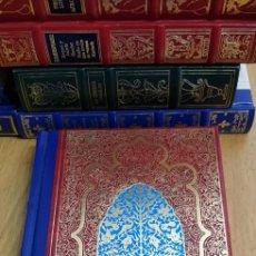 Livros em segunda mão: CUENTOS DE LA ALHAMBRA DE WASHINTON IRVING. COLECCION GRANDES CLÁSICOS DE LA LITERATURA UNIVERSAL.. Lote 121500940