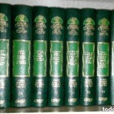 Libros de segunda mano: B414 - AGATHA CHRISTIE. OBRAS COMPLETAS. GRANDES MAESTROS DEL MISTERIO. EDICIONES ORBIS Nº 9.. Lote 121983703