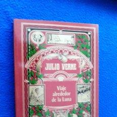 Libros de segunda mano: JULIO VERNE: VIAJE ALREDEDOR DE LA LUNA - EDICIÓN ESPECIAL CENTENARIO. Lote 122445455