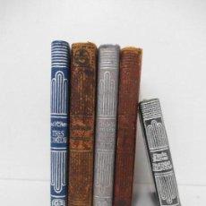 Libros de segunda mano: AGUILAR - LOTE CRISOL CRISOLINES - SIMON BOLIVAR JULIA MAURA ARTHUR HERMAN PEMAN. Lote 122619379