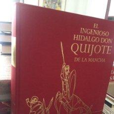 Libros de segunda mano: DON QUIJOTE DE LA MANCHA, 1 TOMO, FORMATO 32X24 CMS., ILUSTRADO. Lote 122691311