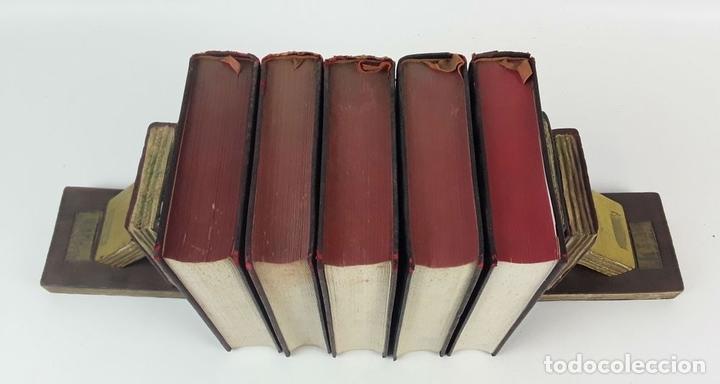 Libros de segunda mano: OBRAS COMPLETAS. PIO BAROJA. 5 TOMOS. BIBLIOTECA NUEVA. MADRID. 1946-1948. - Foto 2 - 122880647