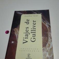 Libros de segunda mano: VIAJES DE GULLIVER. JONATHAN SWIFT.. Lote 122963959