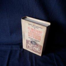 Libros de segunda mano: MIGUEL DE CERVANTES - DON QUIJOTE DE LA MANCHA - EDICIÓN REDUCIDA PARA NIÑOS - 1959. Lote 122986979