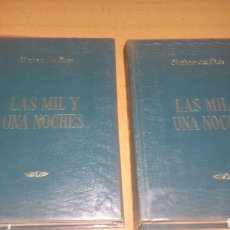 Libros de segunda mano: LAS MIL Y UNA NOCHES. 2 TOMOS. EL ARCO DE EROS. Lote 123012340