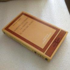 Libros de segunda mano: RAFAEL ALBERTI - MARINERO EN TIERRA. LA AMANTE. EL ALBA DEL ALHELÍ - CLÁSICOS CASTALIA. Lote 124619475