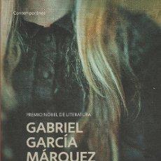 Libros de segunda mano: DEL AMOR Y OTROS DEMONIOS (2010), GABRIEL GARCÍA MÁRQUEZ, DEBOLSILLO, COL. DEBOLSILLO CONTEMPORÁNEA.. Lote 124658827