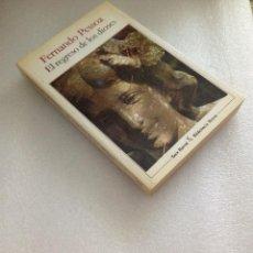 Livres d'occasion: EL REGRESO DE LOS,DIOSES. FERNANDO PESSOA. Lote 124747427