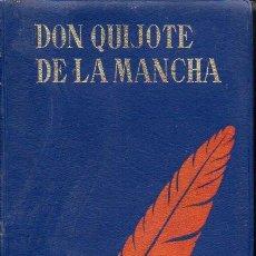 Libros de segunda mano: CERVANTES : DON QUIJOTE DE LA MANCHA (EDAF, 1966) . Lote 125021951