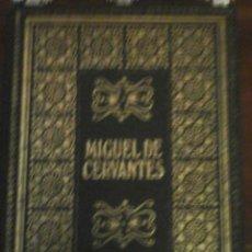 Libros de segunda mano: EL INGENIOSO HIDALGO DON QUIJOTE DE LA MANCHA. Lote 125222683