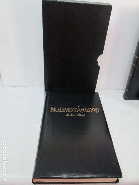 Libros de segunda mano: JOSE RIZAL. EDICION PARA EL MINISTRO GREGORIO LOPEZ BRAVO. EL FILIBUSTERISMO. NOLI ME TANGERE. - Foto 2 - 125292639