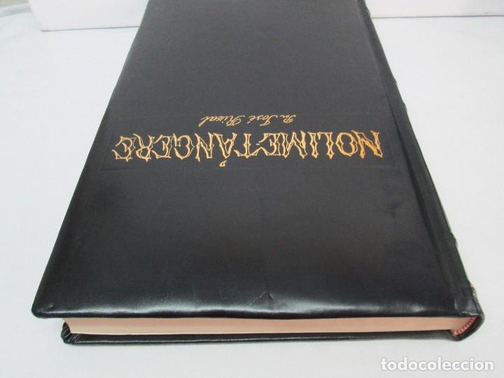 Libros de segunda mano: JOSE RIZAL. EDICION PARA EL MINISTRO GREGORIO LOPEZ BRAVO. EL FILIBUSTERISMO. NOLI ME TANGERE. - Foto 6 - 125292639