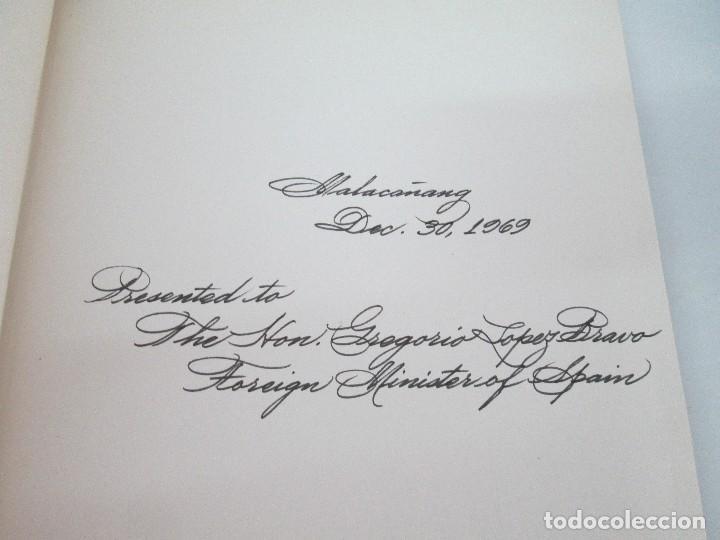 Libros de segunda mano: JOSE RIZAL. EDICION PARA EL MINISTRO GREGORIO LOPEZ BRAVO. EL FILIBUSTERISMO. NOLI ME TANGERE. - Foto 7 - 125292639
