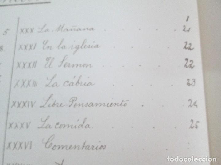 Libros de segunda mano: JOSE RIZAL. EDICION PARA EL MINISTRO GREGORIO LOPEZ BRAVO. EL FILIBUSTERISMO. NOLI ME TANGERE. - Foto 15 - 125292639