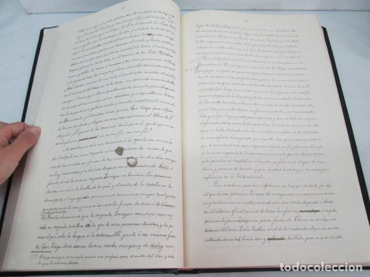 Libros de segunda mano: JOSE RIZAL. EDICION PARA EL MINISTRO GREGORIO LOPEZ BRAVO. EL FILIBUSTERISMO. NOLI ME TANGERE. - Foto 18 - 125292639