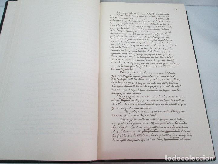 Libros de segunda mano: JOSE RIZAL. EDICION PARA EL MINISTRO GREGORIO LOPEZ BRAVO. EL FILIBUSTERISMO. NOLI ME TANGERE. - Foto 46 - 125292639
