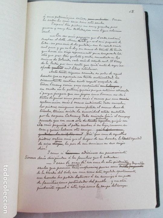 Libros de segunda mano: JOSE RIZAL. EDICION PARA EL MINISTRO GREGORIO LOPEZ BRAVO. EL FILIBUSTERISMO. NOLI ME TANGERE. - Foto 47 - 125292639