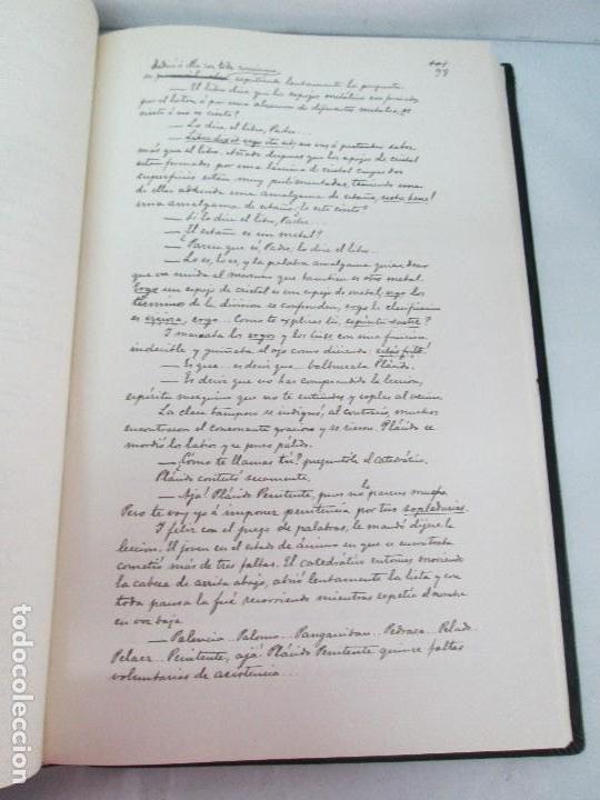 Libros de segunda mano: JOSE RIZAL. EDICION PARA EL MINISTRO GREGORIO LOPEZ BRAVO. EL FILIBUSTERISMO. NOLI ME TANGERE. - Foto 48 - 125292639