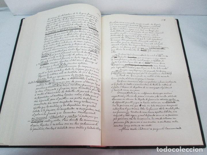 Libros de segunda mano: JOSE RIZAL. EDICION PARA EL MINISTRO GREGORIO LOPEZ BRAVO. EL FILIBUSTERISMO. NOLI ME TANGERE. - Foto 49 - 125292639