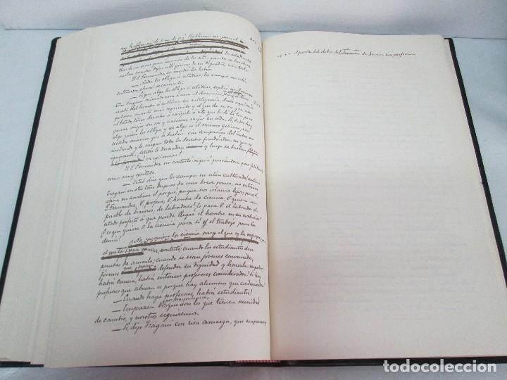 Libros de segunda mano: JOSE RIZAL. EDICION PARA EL MINISTRO GREGORIO LOPEZ BRAVO. EL FILIBUSTERISMO. NOLI ME TANGERE. - Foto 51 - 125292639