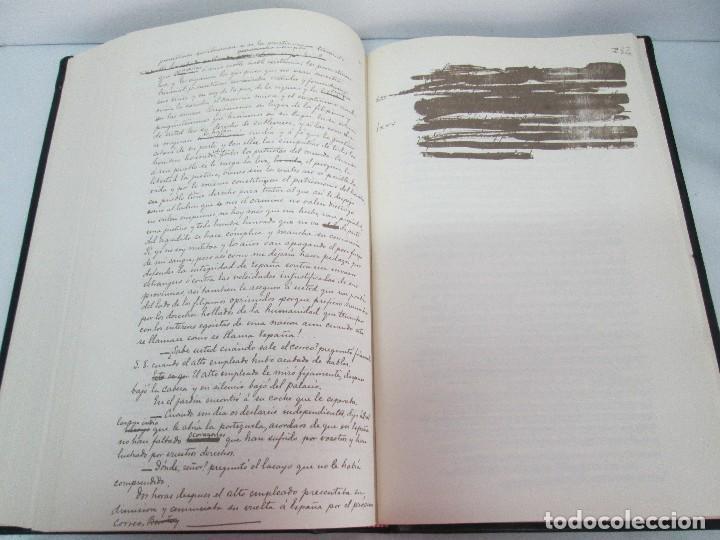 Libros de segunda mano: JOSE RIZAL. EDICION PARA EL MINISTRO GREGORIO LOPEZ BRAVO. EL FILIBUSTERISMO. NOLI ME TANGERE. - Foto 54 - 125292639