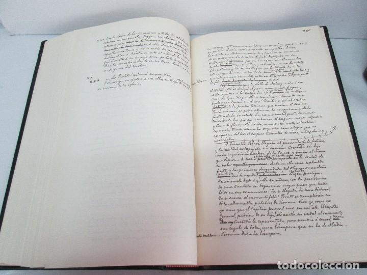 Libros de segunda mano: JOSE RIZAL. EDICION PARA EL MINISTRO GREGORIO LOPEZ BRAVO. EL FILIBUSTERISMO. NOLI ME TANGERE. - Foto 56 - 125292639