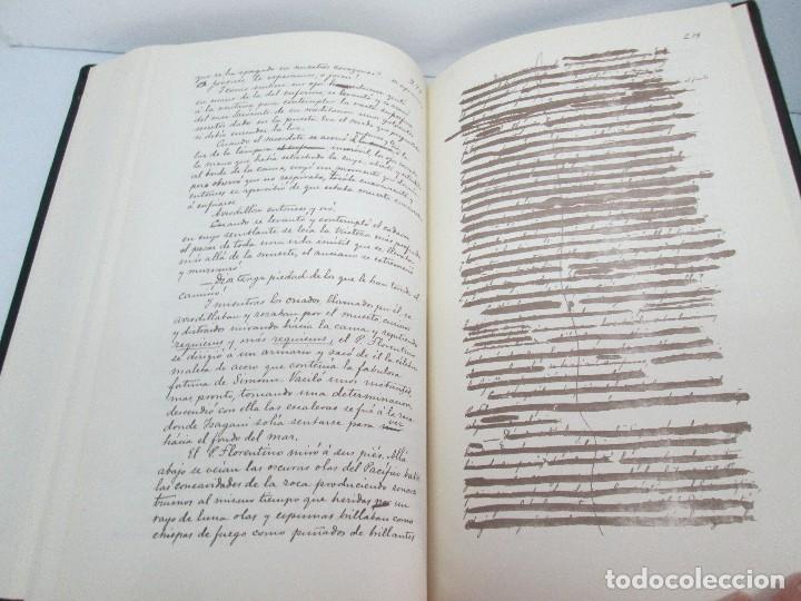 Libros de segunda mano: JOSE RIZAL. EDICION PARA EL MINISTRO GREGORIO LOPEZ BRAVO. EL FILIBUSTERISMO. NOLI ME TANGERE. - Foto 57 - 125292639