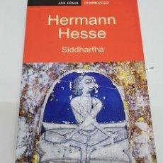 Libros de segunda mano: SIDDHARTHA / HERMANN HESSE - DEBOLSILLO. Lote 125323903