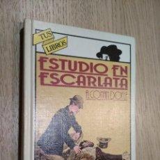 Libros de segunda mano: TUS LIBROS - ESTUDIO EN ESCARLATA ANAYA. Lote 125482483