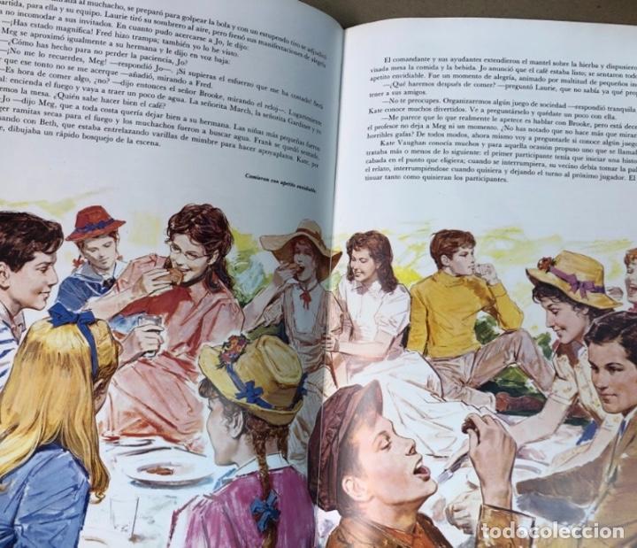 Libros de segunda mano: CLÁSICOS COLOR EDELVIVES - LOTE DE 12 NÚMEROS - ED. EDELVIVES, 1986. MUJERCITAS, LA ISLA DEL TESORO, - Foto 4 - 125482711