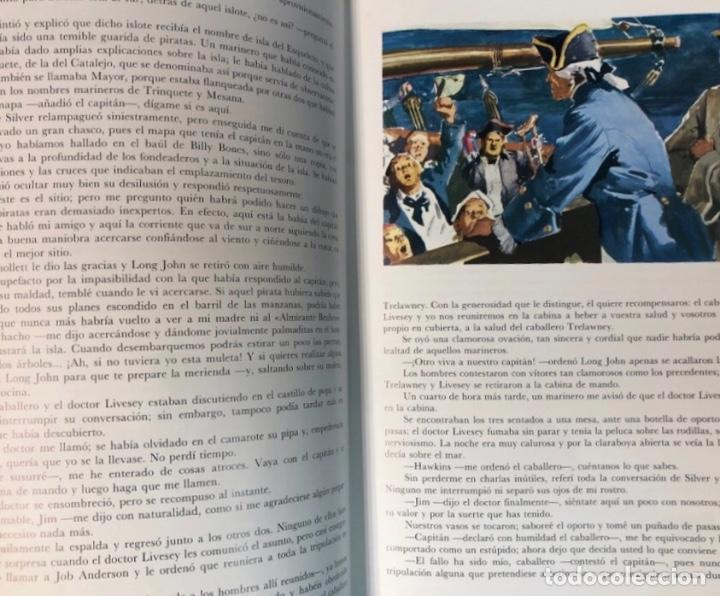 Libros de segunda mano: CLÁSICOS COLOR EDELVIVES - LOTE DE 12 NÚMEROS - ED. EDELVIVES, 1986. MUJERCITAS, LA ISLA DEL TESORO, - Foto 5 - 125482711