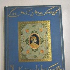 Libros de segunda mano: LAS MIL Y UNA NOCHES, SALVAT EDITORES, 1956, 1ª EDICIÓN, BARCELONA. 24,5X29,5CM. Lote 126335567